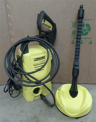 Karcher K2 Compact Home Garden Electric Pressure Washer Power Tool 1400W 110 Bar