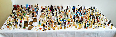 Huge Unique Retro Vintage Rare Mini Perfume Lot/Collection 1350 Bottles!