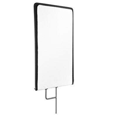 walimex 4in1 Reflector Panel, 60x75cm (white, black, silver and gold)