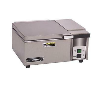 A.J. Antunes - Roundup DFW-100 Stainless Steel Steamer Food Warmer Half Size Pan