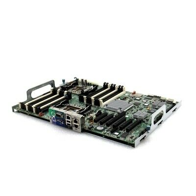 HP 606019-001 461317-002 Server System Motherboard HP ProLiant ML350 G6 w/ Tray