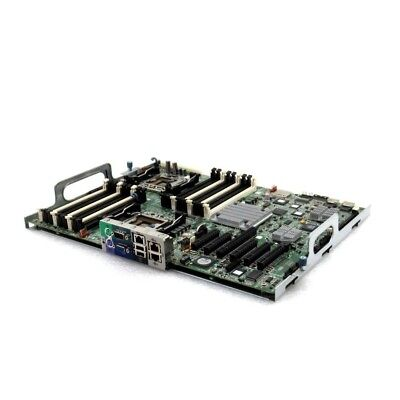 HP ProLiant ML350 G6 Dual CPU Server Motherboard w/ Tray 606019-001 461317-002