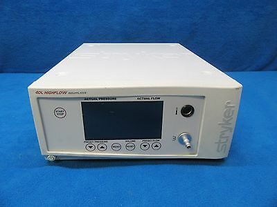 Stryker 40L Highflow Insufflator w/ Low Flow Mode 620-040-504 *Tested/Working*