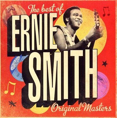Ernie Smith Best Of Ernie Smith Original Masters Cd Reggae Brand New