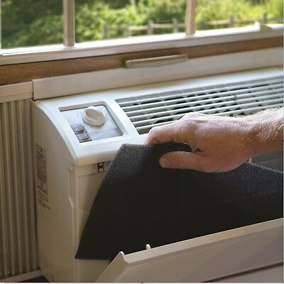 """NEW Air Conditioning Conditioner Replacement Filter Window AC 24"""" x 15"""" x 1/4"""""""