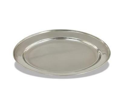 Crestware Stainless Steel 18In Oval Tray - Ovt18