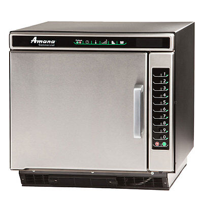 Amana ACE14N 1.2cf Jetwave Convection Xpress S/s Microwave Oven 3200w