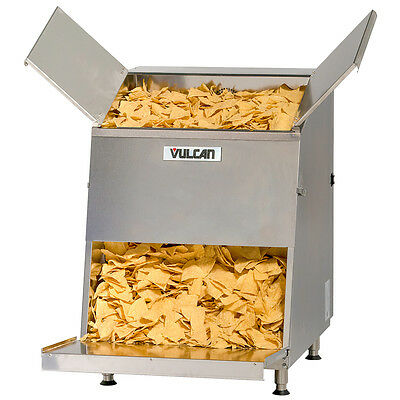 Vulcan Top Loading First-In First-Out 46 Gallon Chip Warmer - VCW46