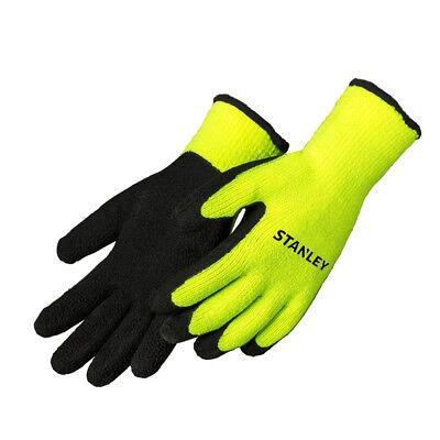 Stanley® Heavy Duty Thermal Latex-Coated Work Gloves