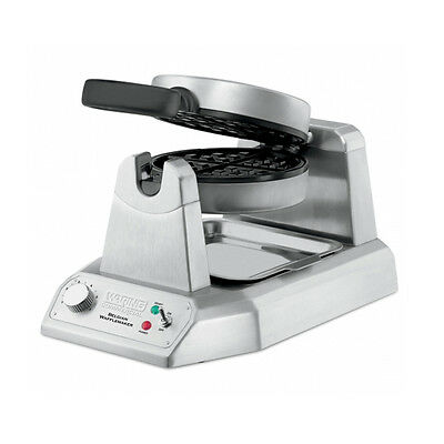 Waring Single Belgian Waffle Maker 25 Per Hour 1200W - Ww180