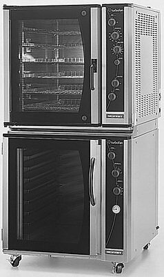 Moffat Electric Convection Oven w/ 8 Pan Proofer & Holding Cabinet