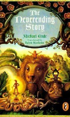 The Neverending Story by Michael Ende (1997, Hardcover, Prebound)