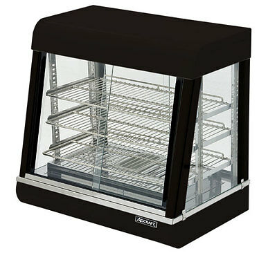 "Adcraft HD-26 26"" Countertop Electric Heated Display Case"