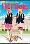 Legally Blondes DVD