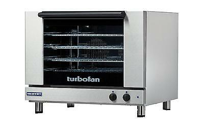 Moffat Turbofan Electric Convection Oven Full Size 4 Pan Manual - E28M4