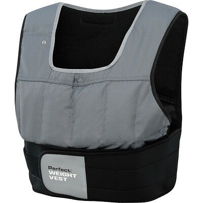 Perfect Fitness Fully Adjustable Neoprene Weighted Vest - 20 lb.