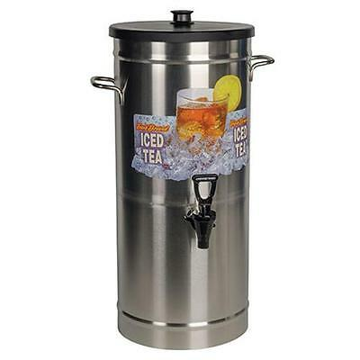 Bunn Iced Tea Dispenser 3.5 Gallon Urn W/ Solid Lid - Tds-3.5-0023