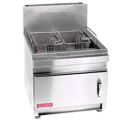 GMCW GF28 Cecilware Counter Top 28lb. Gas Fryer