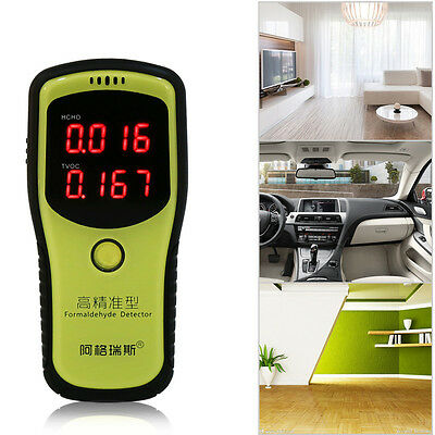 Hot Professional Formaldehyde Detector Indoor Air Quality Tester Benzene Measure