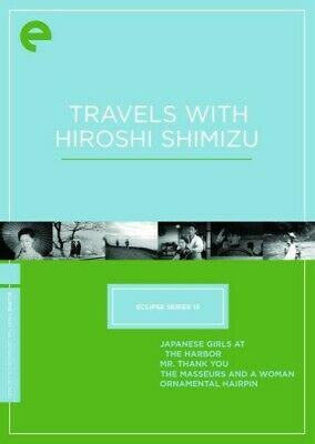 Travels with Hiroshi Shimizu [Criterion Collection] (2009, REGION 1 DVD New)