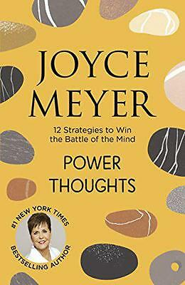 Power Thoughts: 12 Strategies to Win the Battle of the Mind, Joyce Meyer | Paper