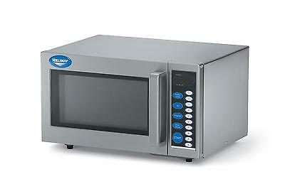 Vollrath 40819 .9 Cu.ft Digital Microwave Oven Stainless with Timer 1450W