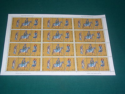 Greece 1974 Christmas issue on Sheets MNH VF.