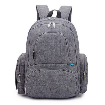 15 Waterproof Outdoor Baby Diaper Changing Backpack Mummy Bag Stroller Hanging