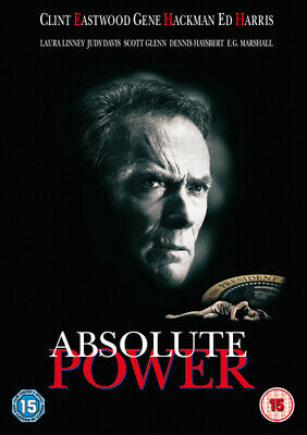 Absolute Power DVD (2000) Clint Eastwood