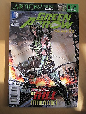 Green Arrow  17.  Dc The New 52. 2013