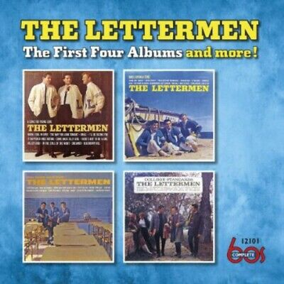 The Lettermen - The First Four Albums and More! [New CD]