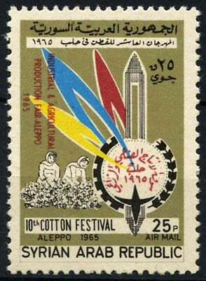 Syria 1965 SG#893 Industrial & Agricultural Production MNH #D39553