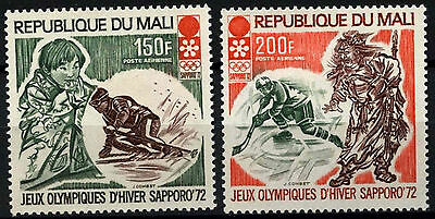 Mali 1972 SG#209-310 Winter Olympic Games MNH Set #D39673
