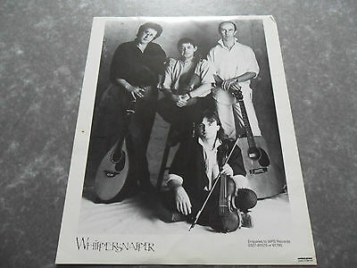 WHIPPERSNAPPER - Original Promotional / Press / Advertising Photograph - BHS