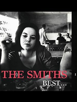 "The Smiths BEST OF ONE 16"" x 12"" Photo Repro Promo  Poster"