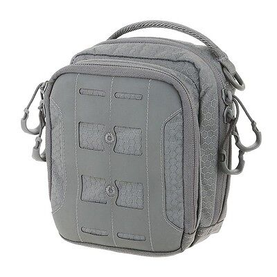 Maxpedition AUPGRY Accordion Utility Pouch Gray