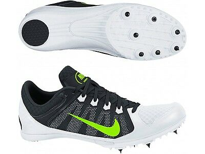 Nike Zoom Rival Md 7 Track Spikes Unisex Middle Distance Mens 11.5 Womens 13