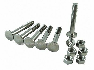 S.R. Smith 60-702 Swimming Pool Ladder Bolt & Nut Sets, Hardware for 3 Steps