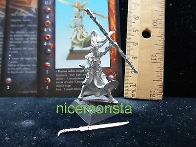 Rackham Confrontation OOP Metal Miniatures Cynwall Elves Synchronime [1]