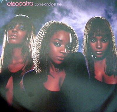 Cleopatra Come And Get Me Vinyl Single 12inch NEAR MINT WEA