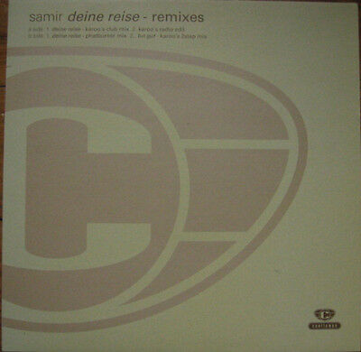 Samir Deine Reise - Remixes Vinyl Single 12inch NEAR MINT Cooltempo