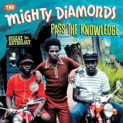 Mighty Diamonds Passknowledge Reggae Ant Lp Vinyl 33Rpm New