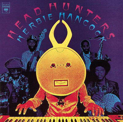 Herbie Hancock Headhunters Lp Vinyl 33Rpm New