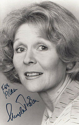 Angela Thorn of To The Manor Born Hand Signed Photo