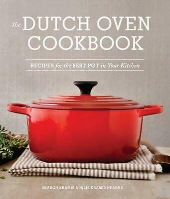 The Dutch Oven Cookbook by Sharon Kramis Paperback Book (English)