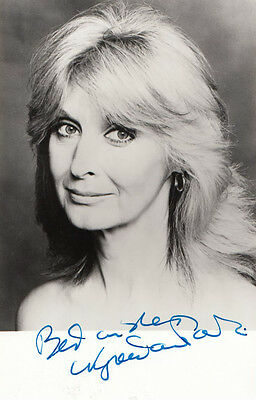 Nyree Dawn Porter Hand Signed Photo