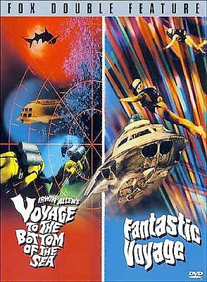 Voyage to the Bottom of the Sea  Fantas DVD