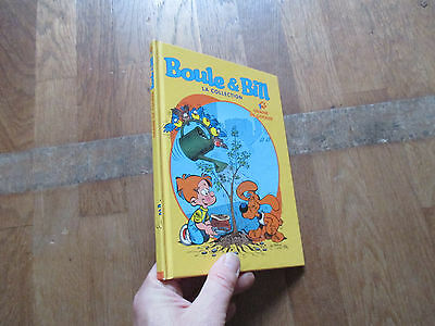 ALBUM BD BOULE ET BILL la collection tome 1 graine de cocker roba verron 2010