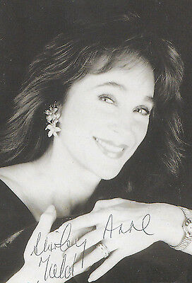 Shirley Anne Field Undedicated Hand Signed Photo