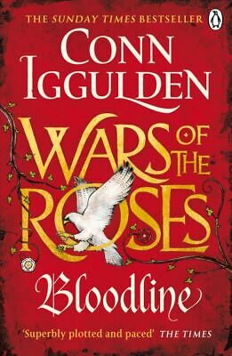 The Wars of the Roses series: Bloodline by Conn Iggulden (Paperback)